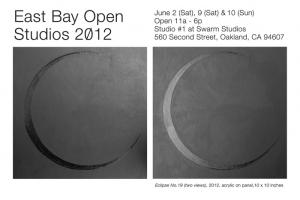 !! East Bay Open Studios !!